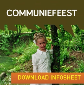 Communiefeest widget